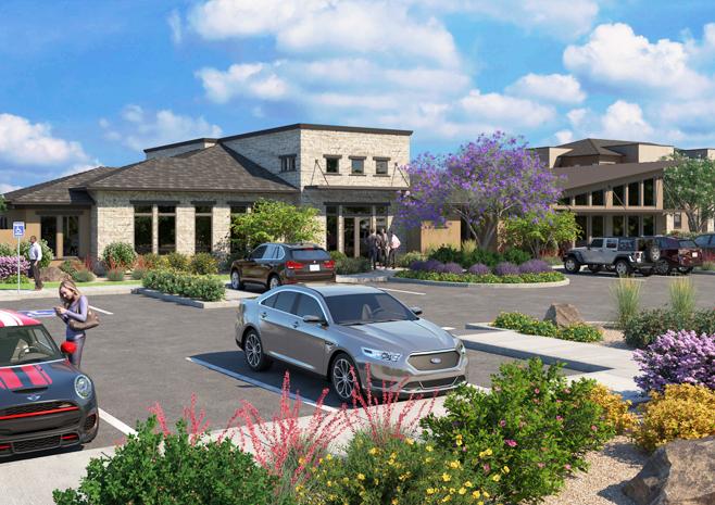 Sierra Vista Apartments - Clubhouse